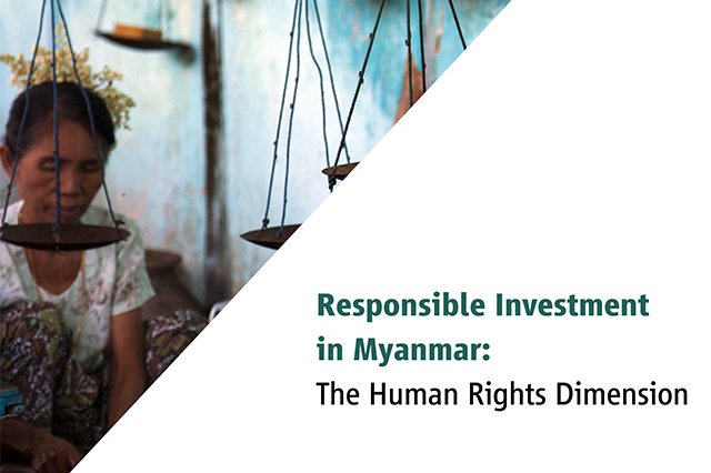 Human Rights Challenges Amidst Myanmar's Gold Rush