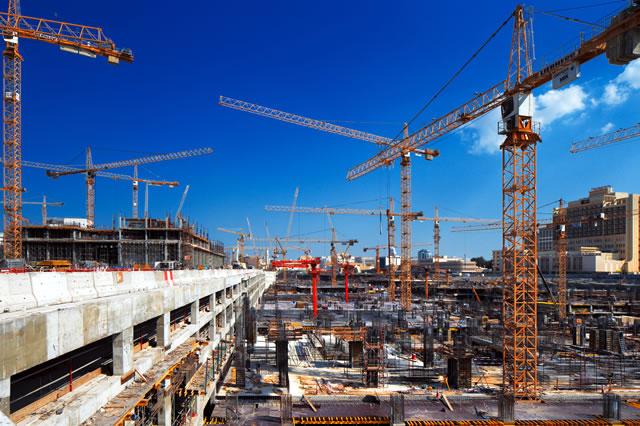 Qatar World Cup Construction