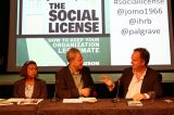 John Morrison's new book - The Social License: How to Keep Your Organization Legitimate
