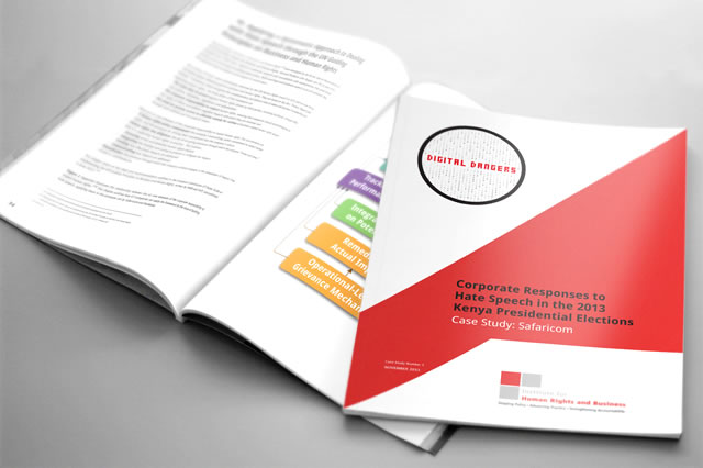 Download Report PDF: Corporate Responses to Hate Speech in the 2013 Kenyan Presidential Elections. Case Study: Safaricom