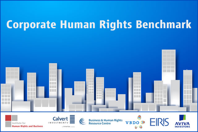 Launch of Draft Indicators to Measure Companies' Human Rights Performance