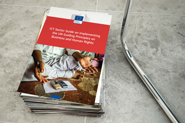 European Commission Human Rights Sector Guides