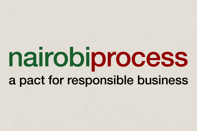 Nairobi Process: A Pact for Responsible Business