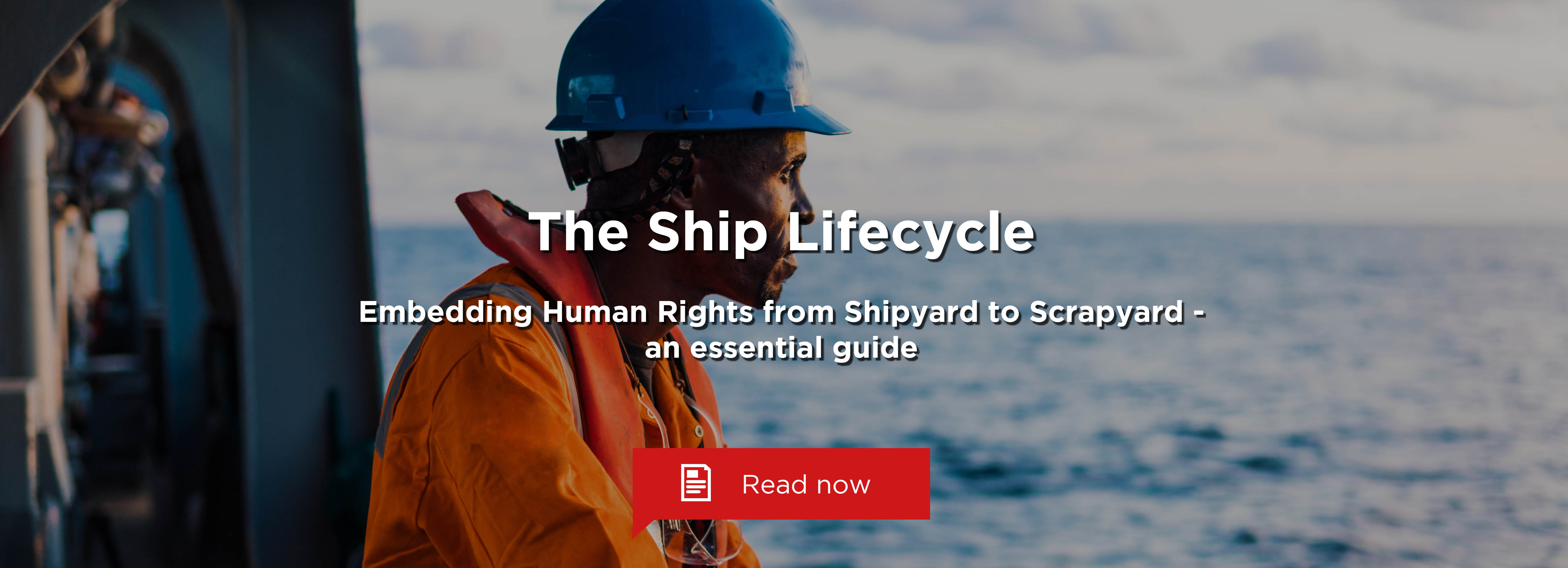 Embedding Human Rights from Shipyard to Scrapyard