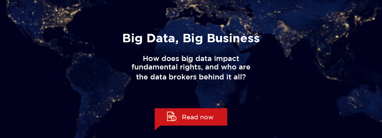 Data Brokers and Human Rights: Big Data, Big Business