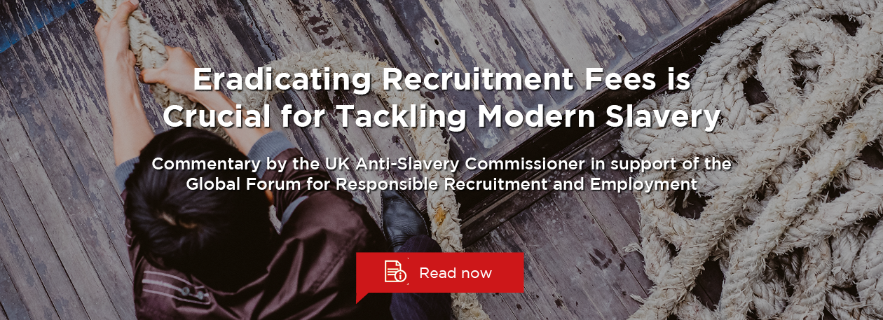Global Forum for Responsible Recruitment and Employment