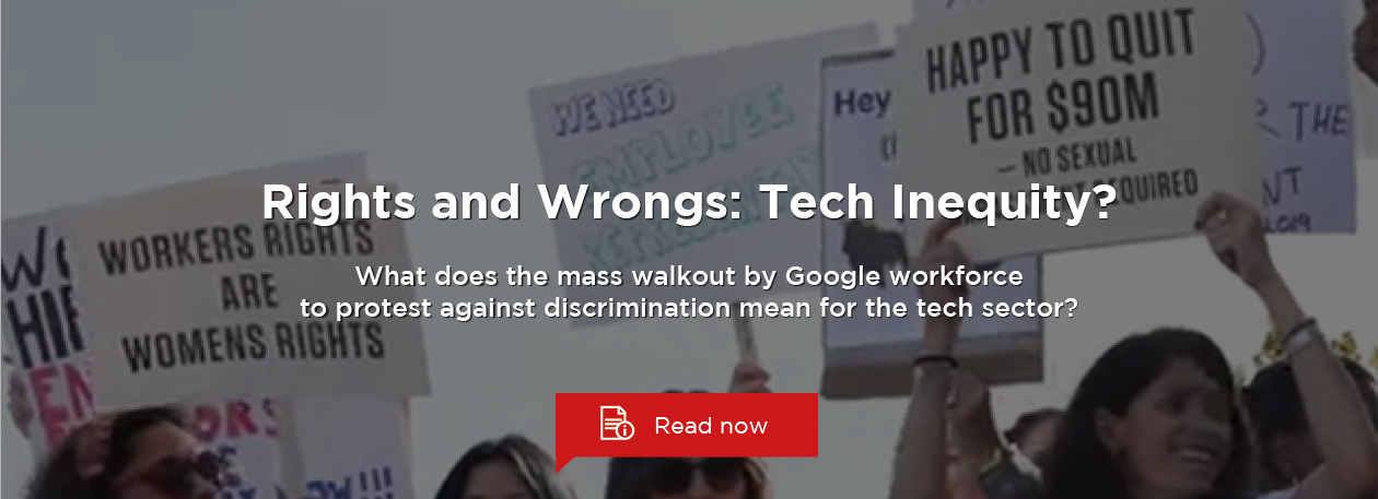 Rights and Wrongs - Tech Inequities?