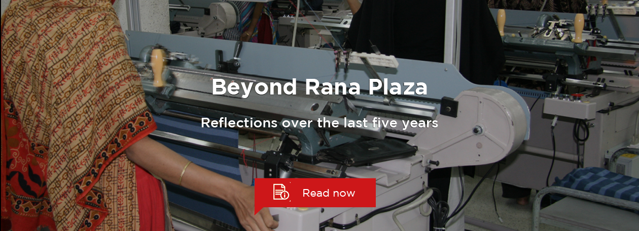 Beyond Rana Plaza - Reflections Over the Last Five Years