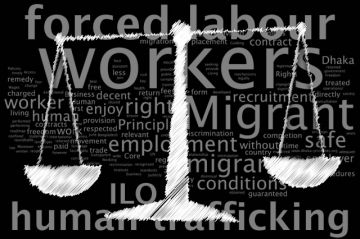 The International Labour Conference has voted 437 to 8 to adopt a new protocol on forced labour. Delegates have hailed the move as a tipping point in the fight against contemporary forms of forced labour.