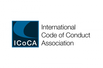 The International Code of Conduct for Private Security Service Providers Association (ICoCA) is a significant new initiative to bolster industry standards and accountability is gaining strength.