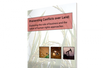 Preventing Conflicts