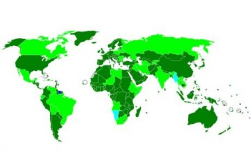 As of May 2011, 157 countries have signed the ICSID Convention.
