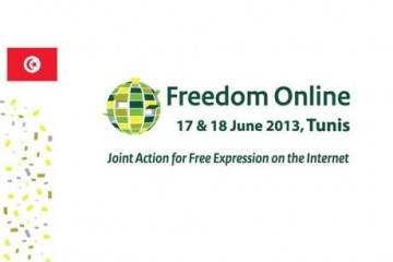 The third Freedom Online conference took place on June 17-18 in Tunis.