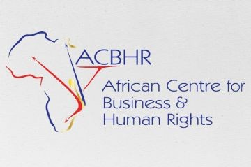 The African Centre for Business & Human Rights (ACBHR) was launched on Friday 25th October 2013 at Strathmore Law School.