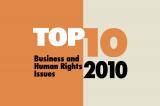 Top Ten Issues in 2010