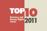 Top Ten Issues in 2011
