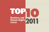 Top Ten Issues in 2011