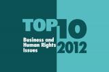 Top Ten Issues in 2012